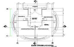 Administration plan detail