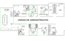 Administrative Unit project detail