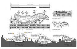 Airport Design CAD Plan Download