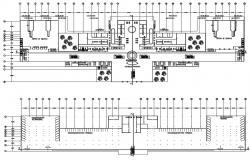 Airport Design Plan CAD File