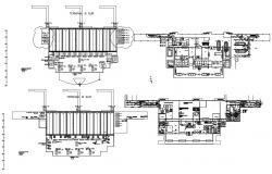 Airport Plan AutoCAD Drawing