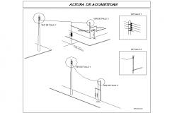 Altira rush plan autocad file