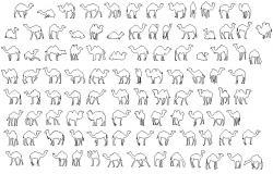 Animal block design