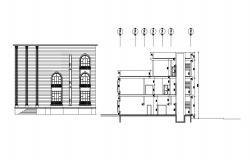 Apartment Design CAD Drawing