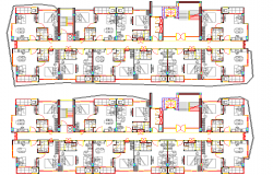 Apartment Layout plan