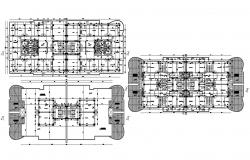 Apartment Plan DWG Download