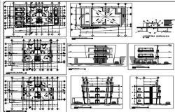 Apartment building 6 storeys
