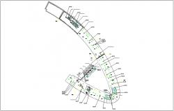 Apartment design dwg file