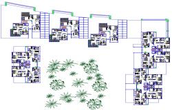 Architectural Drawing in Autocad