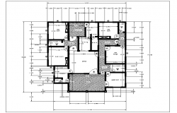 Architecture House Layout plan