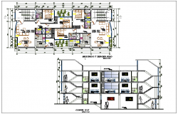 Architecture house plan layout