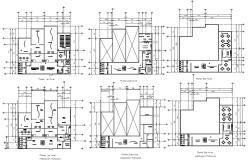 Art Gallery Design Plan