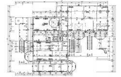 Attic Bungalow Working Plan Design