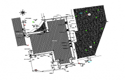 Auditorium Planing lay-out design