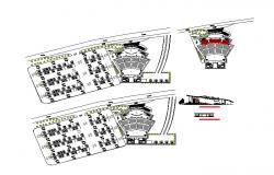 Auditorium design and detail