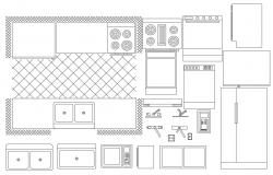AutoCAD Kitchen Blocks Download