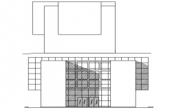 Building Design Drawing In DWG File