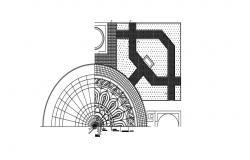 Autocad Garden Designs DWG File
