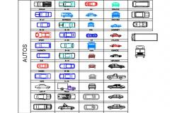 Automobile design 2d