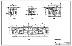 Bathroom & shower design in large sample of Stadium design drawing