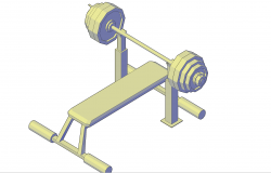 Bench press inc barbell plan