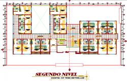 Big flat architecture details