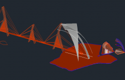 Bridge 3D view