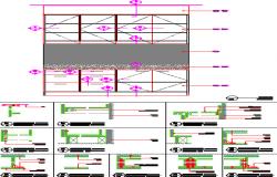 Building A kitchen details