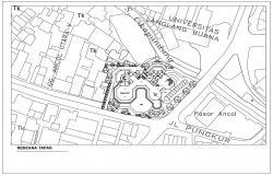 Building Area Design Plan