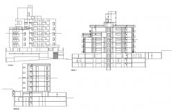 Building Elevation Drawing