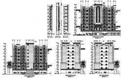 Building Elevation Plans
