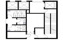 Building Service Design Layout CAD Plan Download