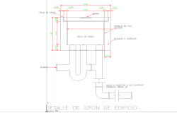Building detail cad dwg files