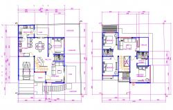 Bungalow design plan