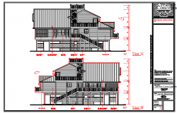 Bungalows Different Elevation Design