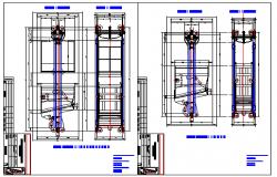Caged pet tray -Jula design drawing