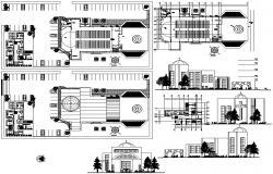 Church Plan DWG