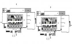 Classic hotel design drawings dwg file