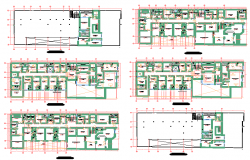 Clinic dwg file