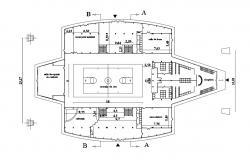 Club Design CAD File Free Download