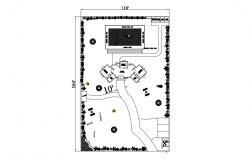 Clubhouse Floor Plan Design