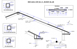 Column section detail