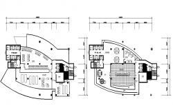 Commerce Building Design Furniture Plan