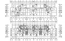 Commerce Office Building Design Layout Plan