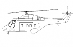 Complete detailing of chopper dwg file