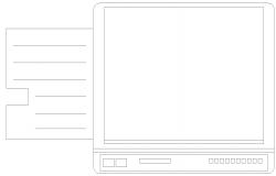Computer pta dwg file