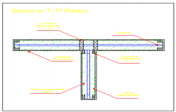 Concert system block install first plant design drawing