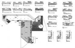 Concrete Masonry Construction DWG File