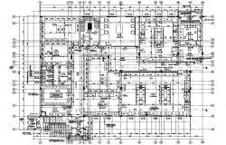 Cooperative Building CAD Plan