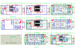 Corporate Building plan